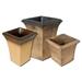 Venkovní mrazuvzdorná zahradní keramika